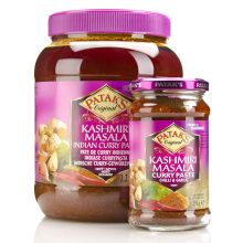Patak Kashmiri Masala Curry Paste - HOT (Chilli und Knoblauch) 280g