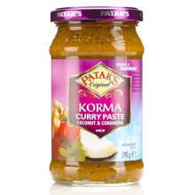 Patak Korma Curry Paste - MILD (Coconut and Coriander) 280g