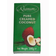 Pure Creamed Coconut - 200g