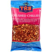 TRS Crushed Chillies, Extra Hot (Chili-Flocken, scharf)