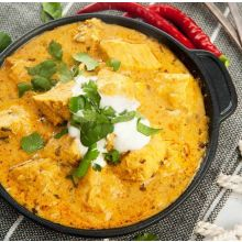 Recipe for Chicken Korma (Download)