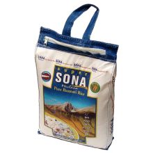 Sona long korn pure Basmati Rice