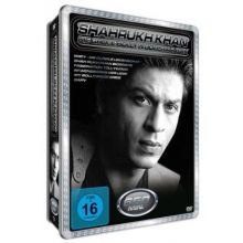 Shah Rukh Khan - Die große Bollywood Starbox (Metallbox-Edition mit 6 Filmen) - Deutsche Sprache