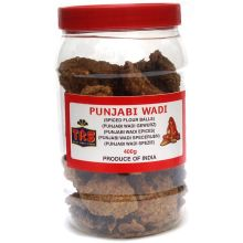 TRS Punjabi Wadi (Indian Spiced Flour Balls) 400g