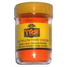 TRS Egg Yellow Food Colour (Eigelbpulver Lebensmittelfarbe) 25g