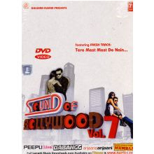 Sound of Bollywood Vol. 7 - Song-DVD - 30 Songs