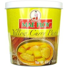 Mae Ploy Yellow Curry Paste - 400g