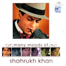 Many Moods Of Shahrukh Khan - CD mit Booklet / Pappschuber