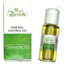 Magic Ayurveda Hair Fall Control Oil (with Extracts of ayurvedic Herbs) 50ml