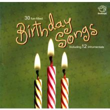 30 Birthday Songs for Children in English
