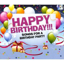 Happy Birthday Songs in English, for a Birthday Party for Children