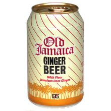 Old Jamaica GINGER BEER (INGWER BIER) 330ml / Alkoholfrei