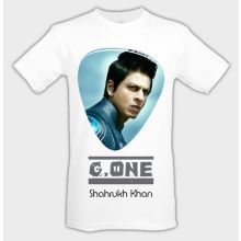Ra.One T-Shirt with Shahrukh Khan in best quality (Size: S,L,M,XL,XXL)