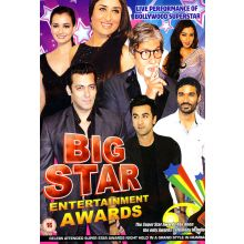 Big Star Entertainment Award Shows 2011 - DVD (Salman Khan, Amitabh Bachchan, Aishwarya Rai, Akshay Kumar, Priyanka Chopra...)