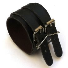 Bracelet made of Genuine Leather - Adjustable in Size