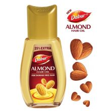 Dabur Almond Hair Oil (for Damage-Free Hair) 100ml