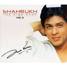 Shahrukh - The King Khan Vol. 2 - CD (Includes 33-Page Colored Booklet, Poster)