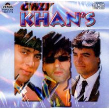 Only Khans - Soundtrack (Shahrukh Khan, Aamir Khan, Salman Khan)