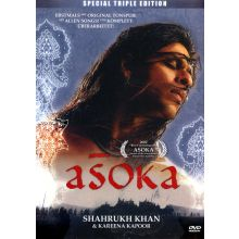 ASOKA The Great - 3 DVD-BOX (German Edition) Shahrukh, Kareena