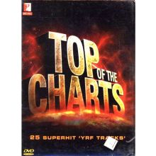 Top of the Charts - 25 Superhit YRF Tracks - Song DVD