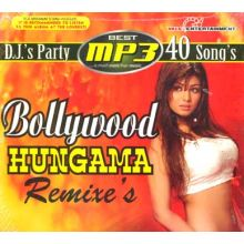 Bollywood Hungama Remixes - 40 MP3 Songs
