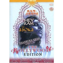 The Bollywood Edition - 3 Filme mit Shahrukh Khan (Deutsche Sprache)