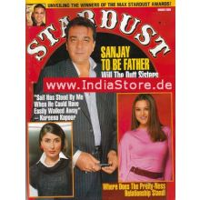 Stardust March 2008 / Bollywood Magazine