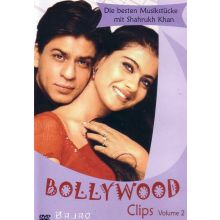 Bollywood Clips mit SRK (Vol.2) Song DVD - Deutsche Version