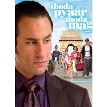 Thoda Pyaar Thoda Magic - DVD (Saif Ali Khan, Rani Mukherjee)