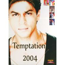 Temptation 2004 Show - DVD (about 4 hours) Shahrukh Khan & More