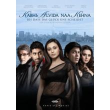 Kabhi Alvida Naa Kehna - 2 DVD Set (German Edition) Shahrukh Khan...