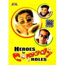 Heroes in Comedy Roles - Song DVD with Hologram (EROS) 38 Songs