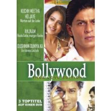 Bollywood True Love Edition - 3 Filme (Deutsche Sprache) Shahrukh Khan