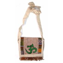 Beautiful Indian Shoulder Bag with Velcro