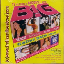BIG Biggest Hits - Soundtrack / Bollywood Top Songs