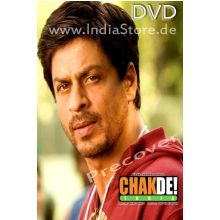 Chak De India - DVD (Shahrukh Khan)
