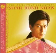 The Definitive Collection - Vol.1 (CD + DVD) Shahrukh Khan