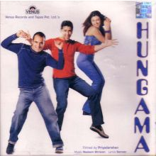 Hungama - Soundtrack