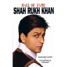 Buch: HALL OF FAME / Shahrukh Khan's Biographie / Bollywood