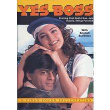 Yes Boss - DVD (Shahrukh Khan , Juhi Chawla)