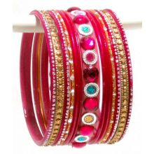 12 pcs. Fancy Bangle-Set