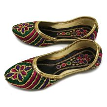 Children Ballerina Khussa Slipper