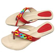 Women Summer Flip Flops with Toe Separator
