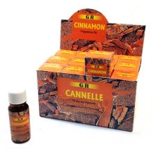 CINNAMON Fragrance Oil - DUFTLAMPEN-ÖL (Zimt) - 10ml