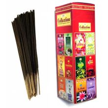 Incense Collection (25 different incense varieties, 200 Sticks) 25x10g