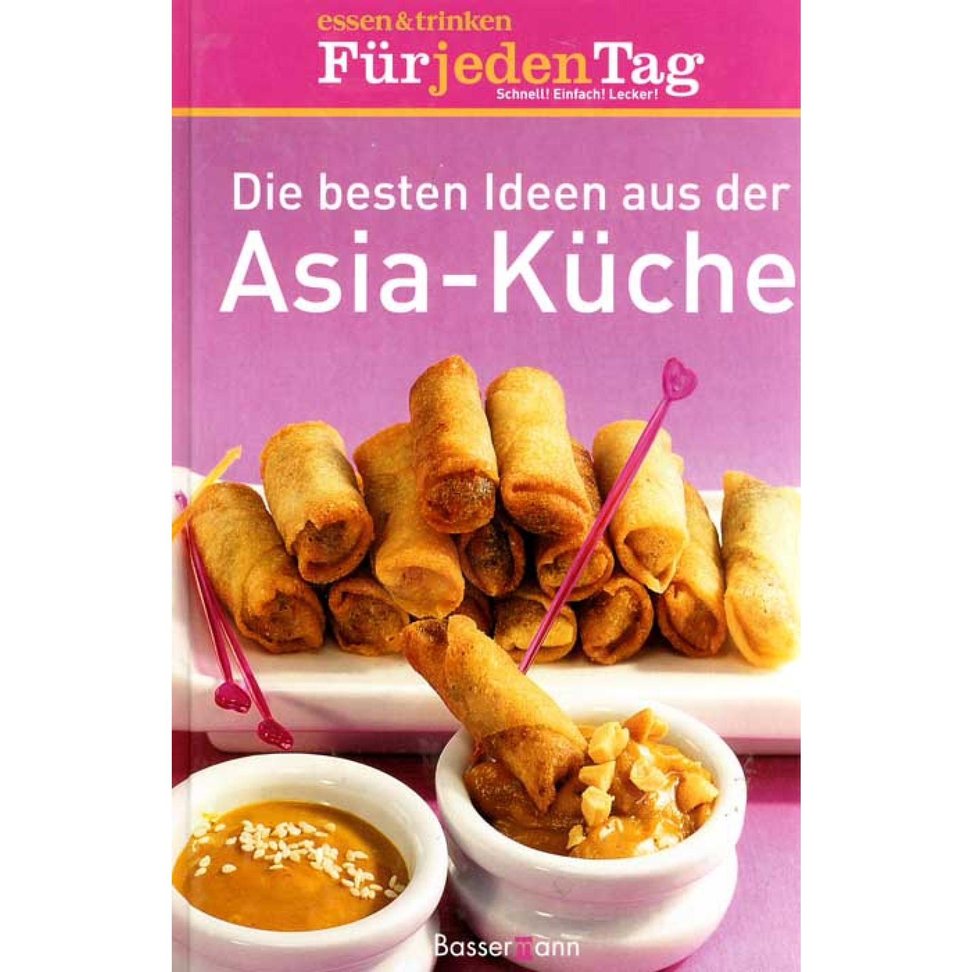 besten ideen aus der asia-küche (german language cookbook