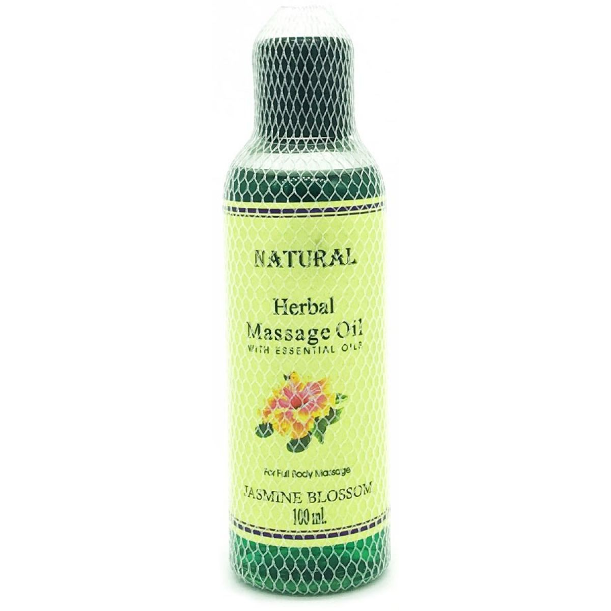 Natural Herbal Massage Oil (Jasmine Blossom) 100ml
