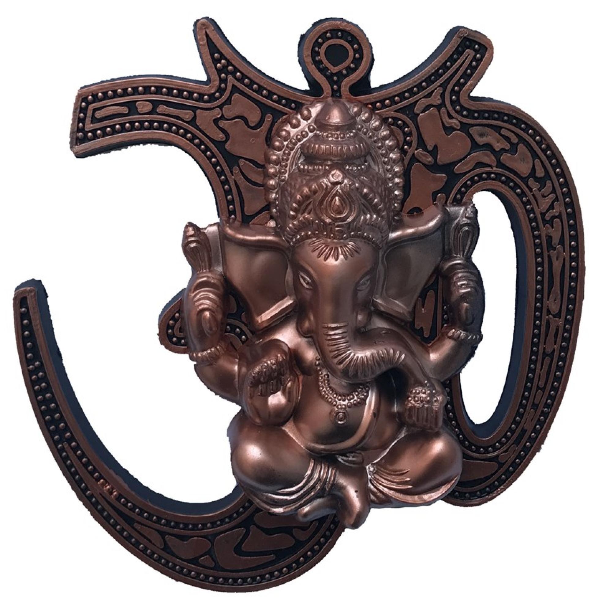 Ganesha om aufh ngebild for Indische wanddeko