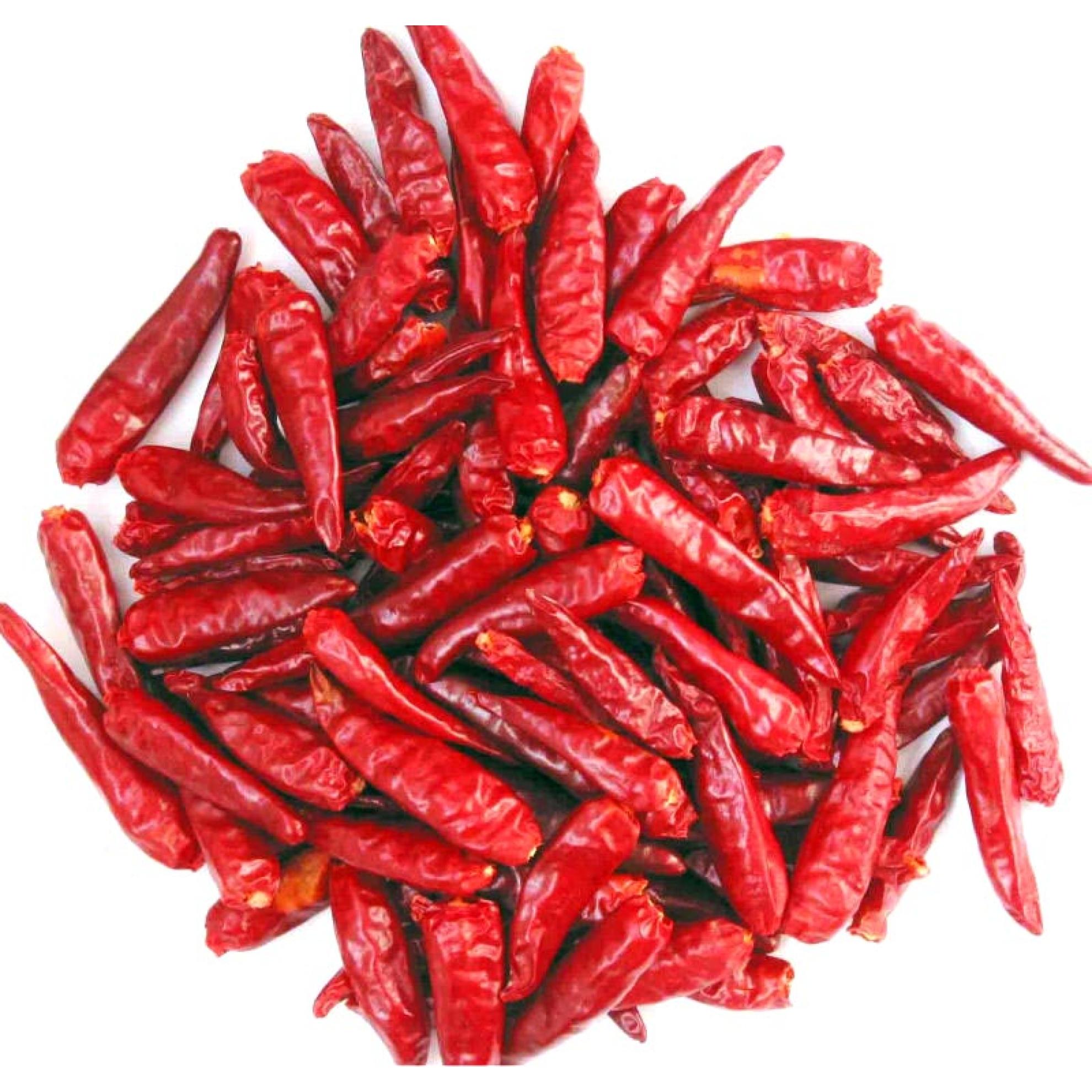 dry whole red chillies stemless getrocknete. Black Bedroom Furniture Sets. Home Design Ideas