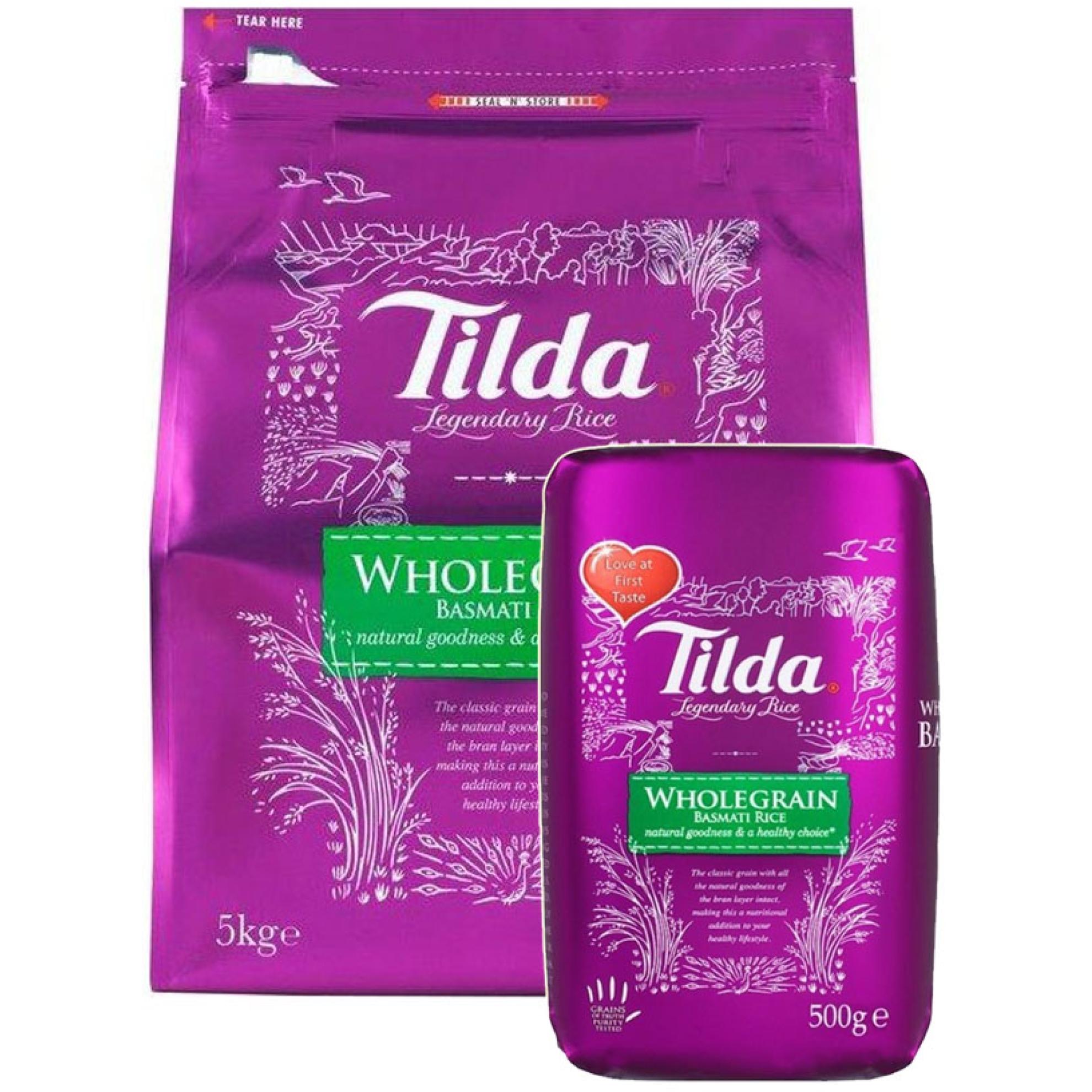 Tilda Wholegrain Basmati Rice